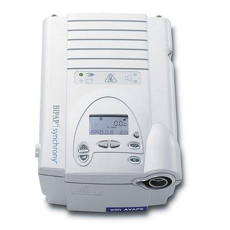 Locação BiPAP Synchrony II com AVAPS - Philips Respironics