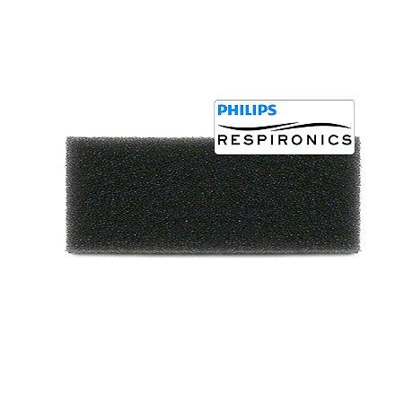 Filtro de Espuma Original Importado para Cpap/Bipap M Series/System One Philips