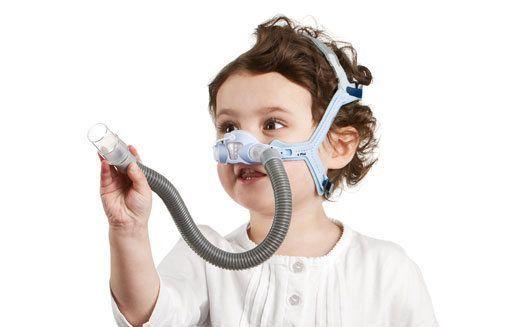 Máscara nasal infantil Pixi - ResMed