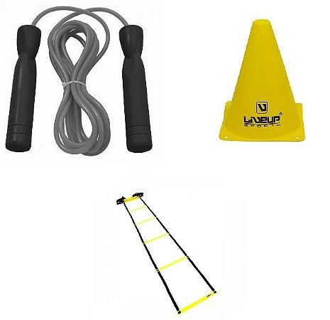 Kit Compacto de Treinamento Funcional (nº 2)