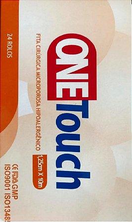 Fita Cirúrgica Microporosa Hipoalergênico - One Touch