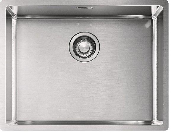 Cuba em Inox Design Industrial Franke Box 54  54x41x20cm