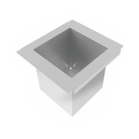Mini-Horta DeBacco 15cm - Acessório Calha Úmida