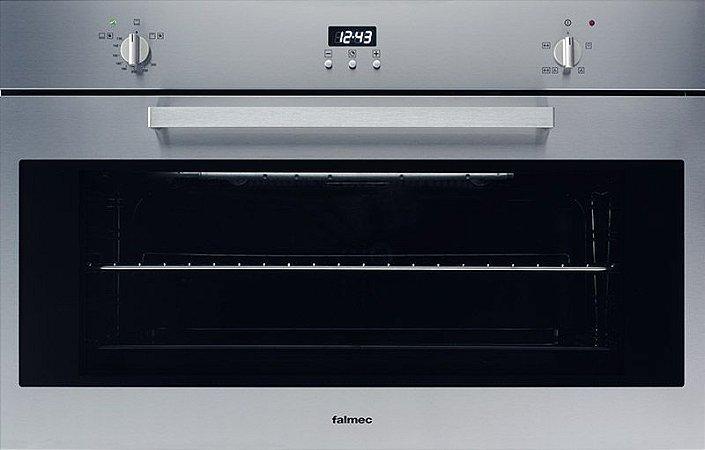 Forno a Gás Gourmet Falmec Inox 90cm 81L 127V