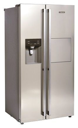 Refrigerador Side By Side Crissair Ice Maker 502L 220V