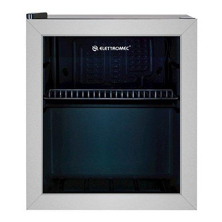 Frigobar Elettromec Inox 46 Litros