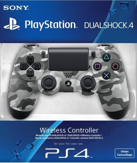 CONTROLE DUALSHOCK 4 PS4 CAMUFLADO