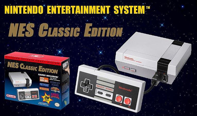 Console Nintendo NES Classic Edition