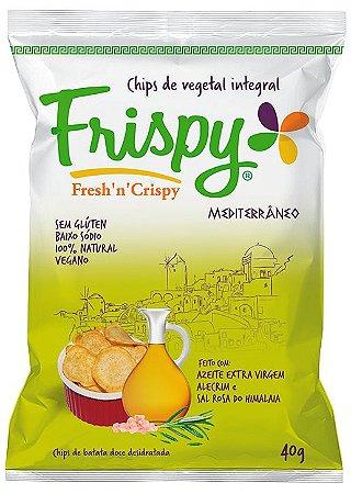 Chips de Batata Doce com Azeite de Oliva (40g)