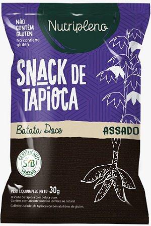 Snack de Tapioca sabor Batata Doce (30g)