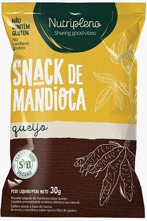 Snack de Mandioca sabor Queijo (30g)