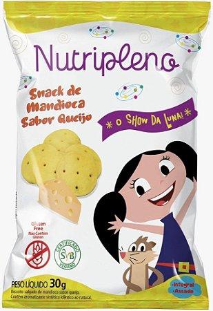 Biscoito Show da Luna | Snack de Mandioca sabor Queijo (30g)
