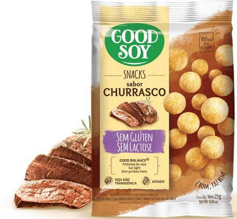 Snacks Churrasco (25g)