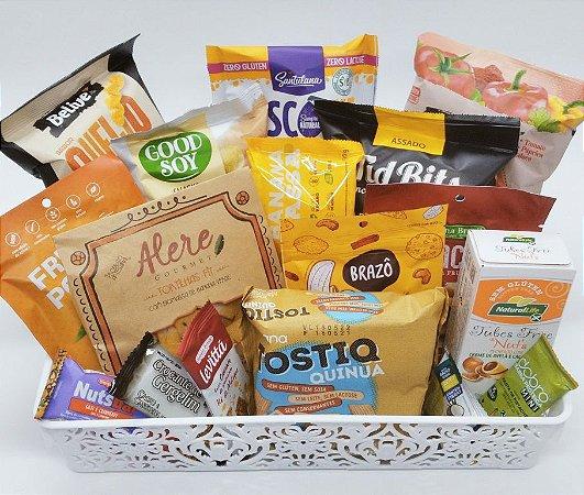 Cesta Gluten-Free de Snacks