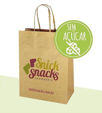 Kit de Snacks Saudáveis SEM ADIÇÃO DE AÇÚCAR