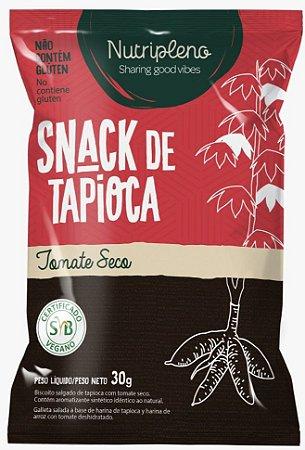 Snack de Tapioca sabor Tomate Seco (30g)