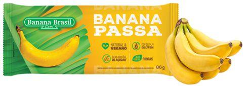 Banana Passa (86g)