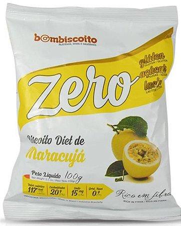 Biscoito de Maracujá | Sem adição de açúcar (100g)