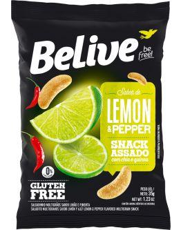 Snacks sabor Lemon & Pepper (35g)