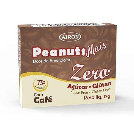 Paçoquinha com Café Zero Açúcar (17g)