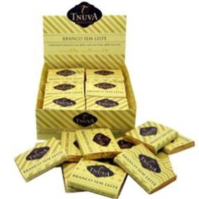 Chocolate Premium Branco   sem leite (14g)