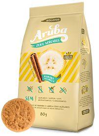Biscoito de Banana com Canela | Sem adição de açúcar (80g)