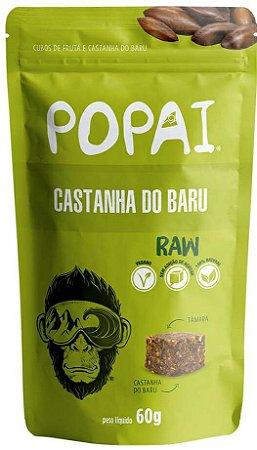 Snacks Popai | Cubos macios de Castanha do Baru (60g)