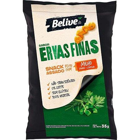 Snack de Milho sabor Ervas Finas (35g)