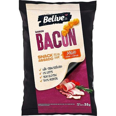Snack de Milho sabor Bacon (35g)