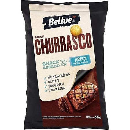 Snacks sabor Churrasco (35g)