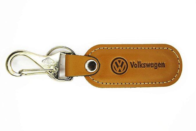 c2f078b65 Chaveiro em Couro Volkswagen - Rei dos Chaveiros