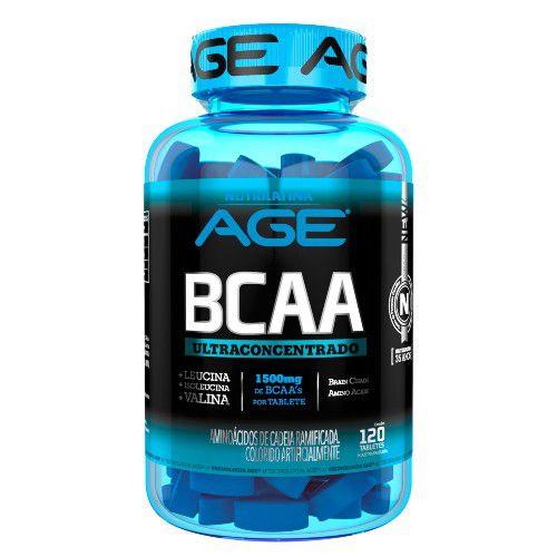 Aminoacid BCAA AGE 1,5g 120 Tab Nutrilatina