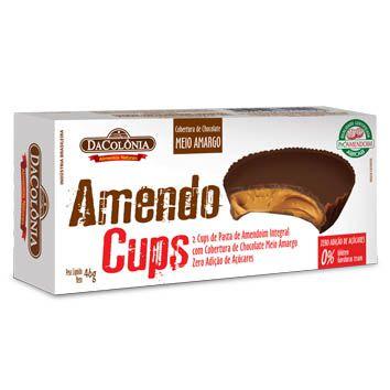 Amendo Cups 46g DaColônia