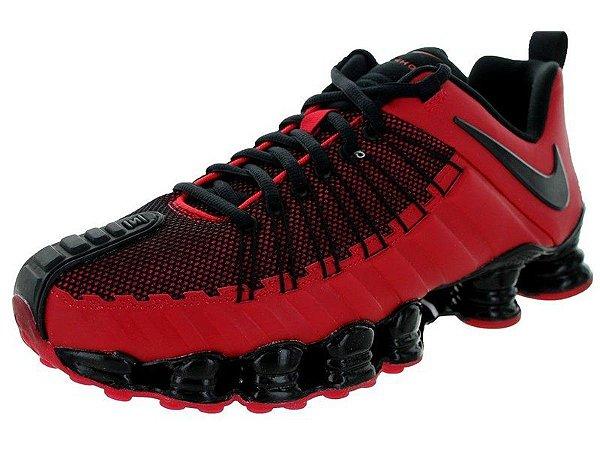 ab4f04ee577 Tênis Nike Total Shox 2016 - Masculino - Vermelho Preto