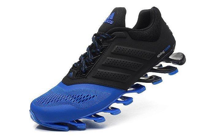 6eb4be5f513 Tênis Adidas Springblade Drive 2.0 - Masculino - Preto Azul