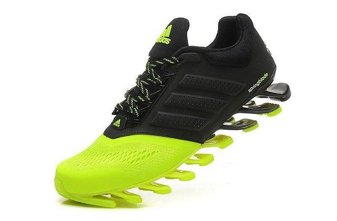 35923372ae9 Tênis Adidas Springblade Drive 2.0 - Masculino - Preto Verde