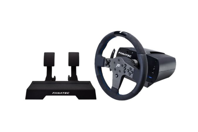Bundle Fanatec CSL Elite para PS4/PS5