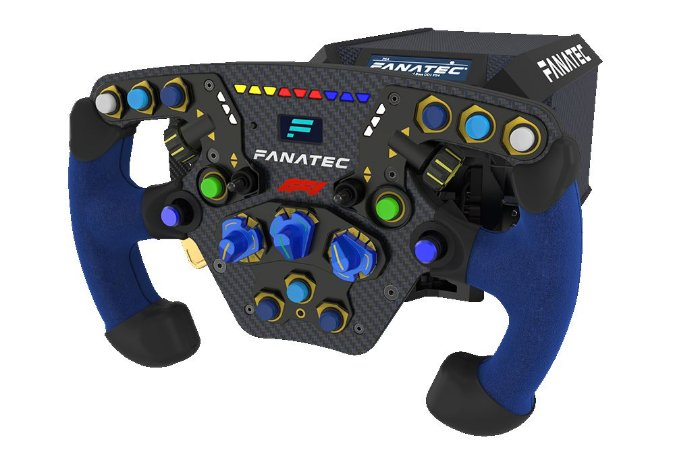 Bundle Fanatec Podium Racing Wheel F1 para PS4