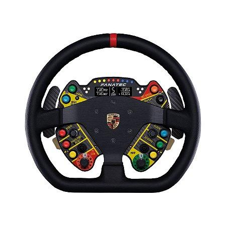 Volante Fanatec Podium Porsche 911 GT3 R Leather