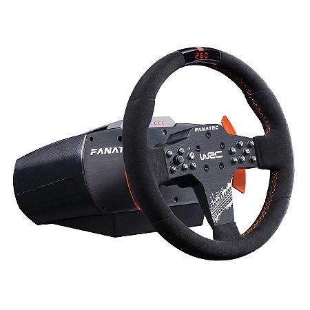 Bundle Fanatec CSL Elite WRC PS4/PS5 e PC