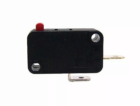 Micro Chave Porta Microondas 2 Terminais NA 16A 250v