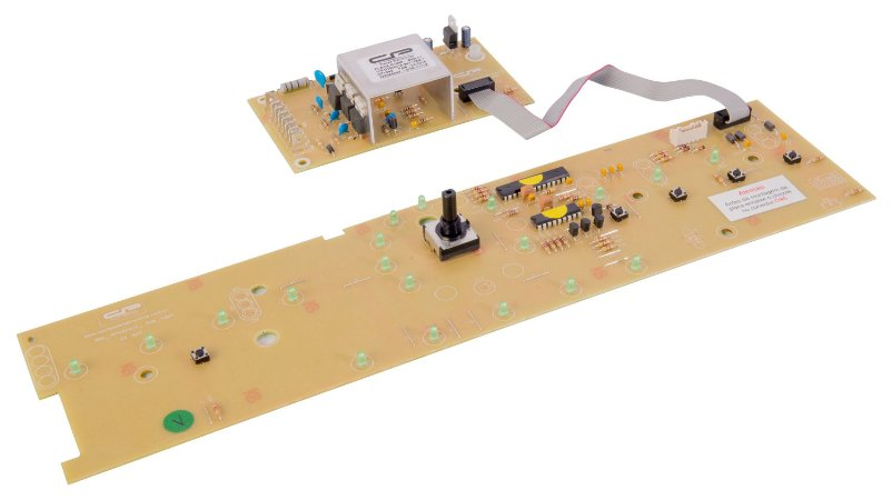 Placa Potência e Interface Lavadora Brastemp BWL11 Versão 1 CP1042 326064442 Bivolt