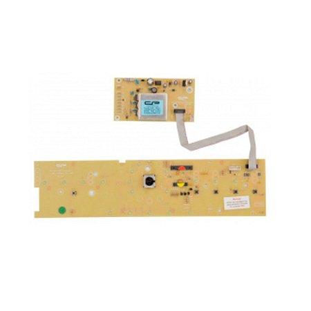 Placa Potência e Interface Lavadora Brastemp BWL11 Versão 3 CP1044 W10356413 Bivolt