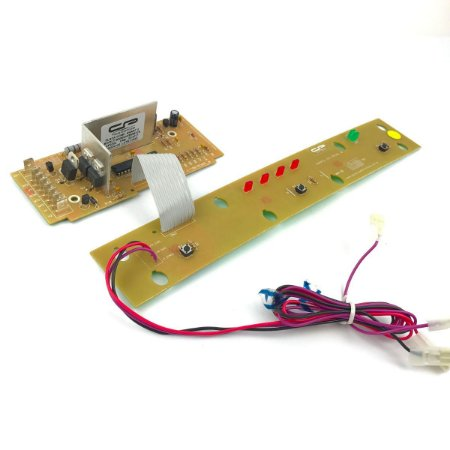 Placa Potência e Interface Lavadora Brastemp BWM05 BWB22 CP0200 326024100 Bivolt