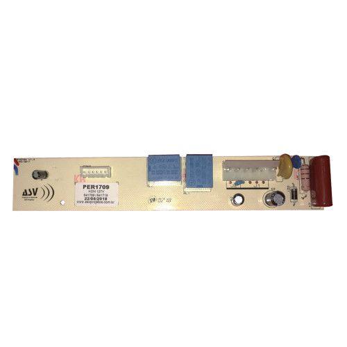 Placa Refrigerador Bosch Continental Kdn 42 43 46 47 48