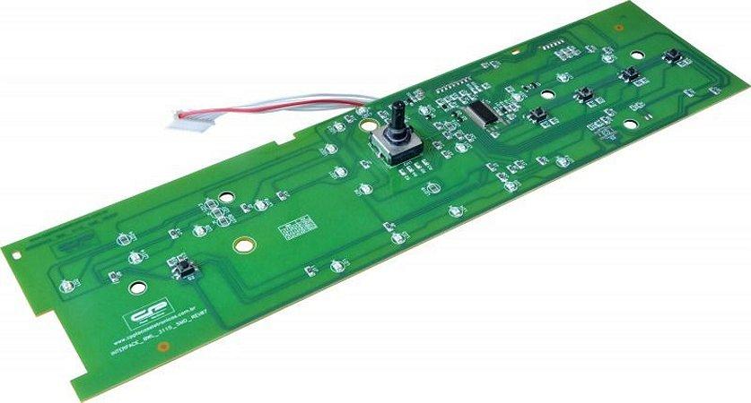 Placa Interface Lavadora Brastemp BWL11 Versão 3 CP1463 W10356413 Bivolt