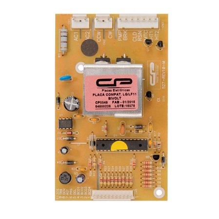 Placa Potência Lavadora Electrolux LF11 LQ11 CP0549 64800229 Bivolt