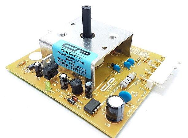 Placa Potência Lavadora Electrolux LTE06 CP1239 64502027 64800650 Bivolt