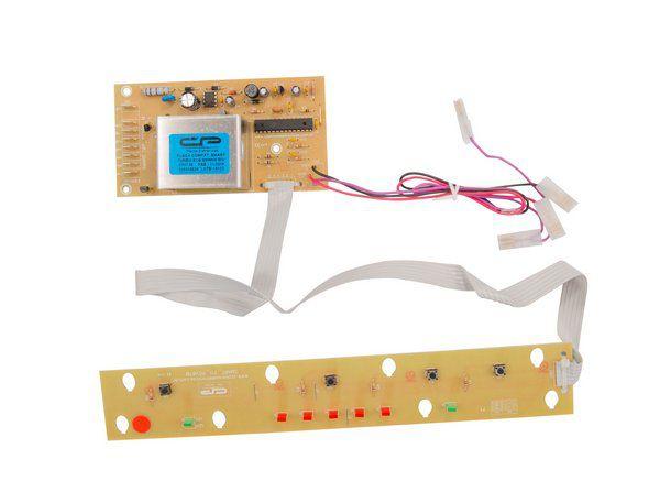 Placa Potência e Interface Lavadora Brastemp BWM08 BWC06 CP0136 326038034 Bivolt