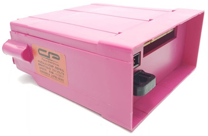Módulo Placa Controle Eletrônico Geladeira Brastemp Consul Brg43 Brm37 CP0378 326008614 220V